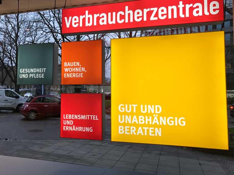 Leuchtkasten Stuttgart