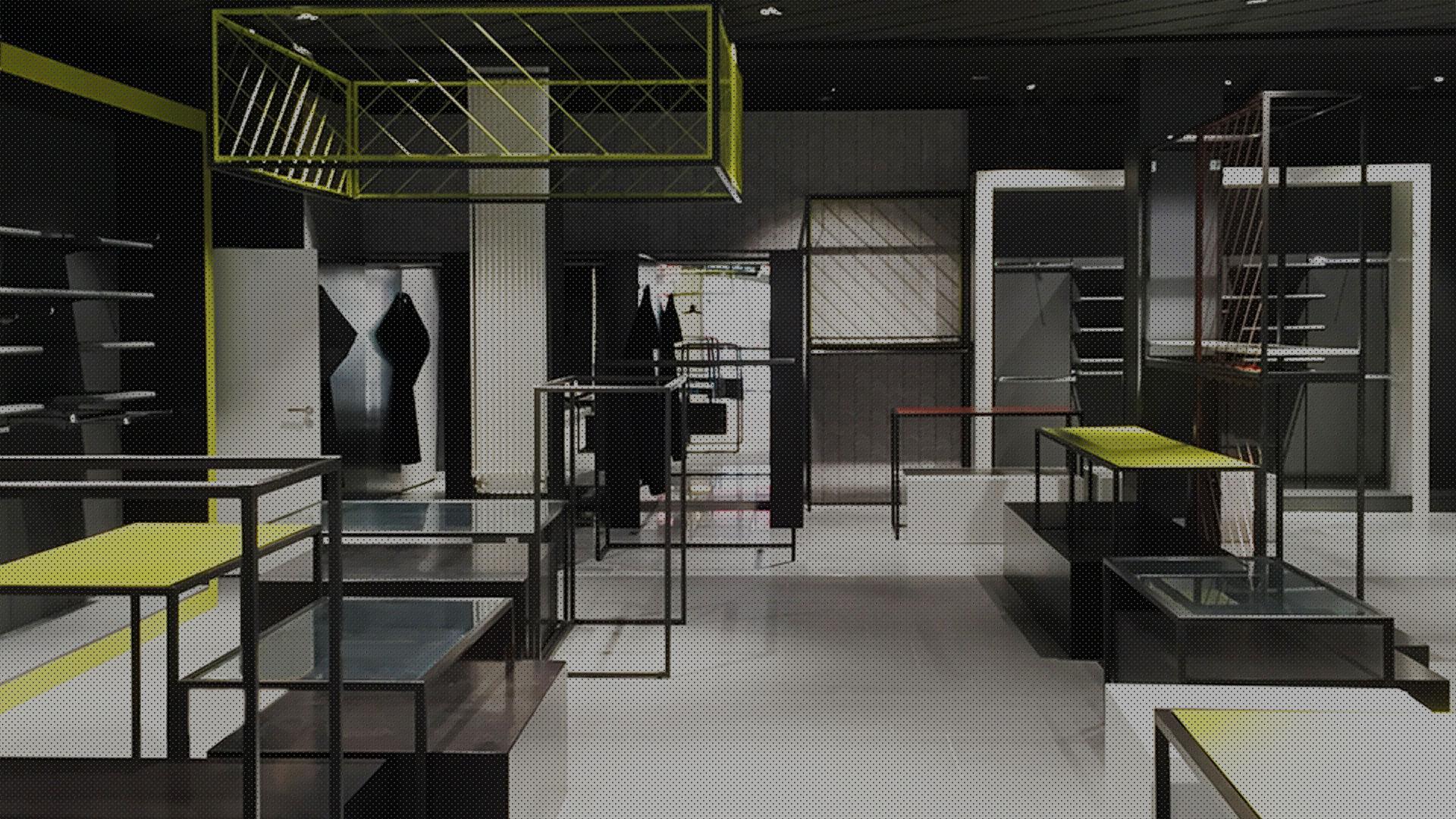 Shopdesign Stuttgart