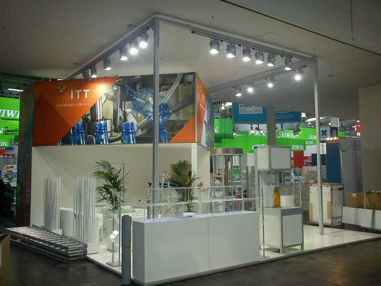 Messestand Hannover