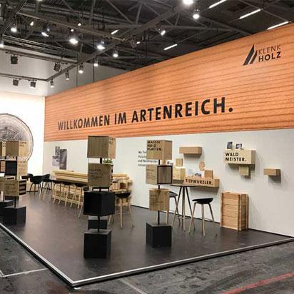 Bau München Messebau
