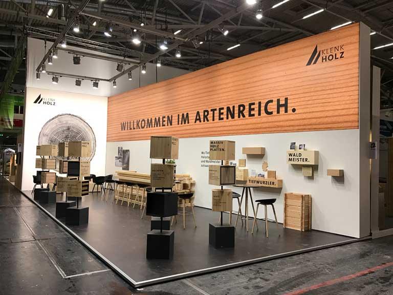 Messebau Stuttgart