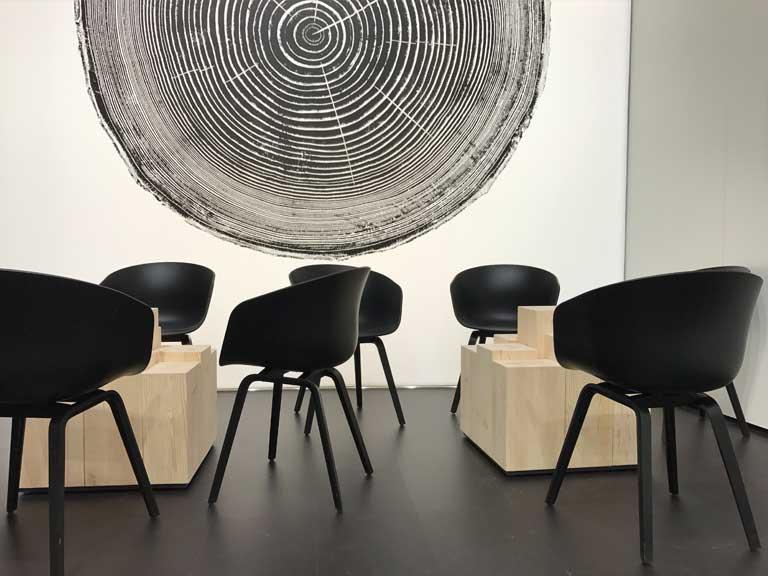Sitzgruppe Objektdesign