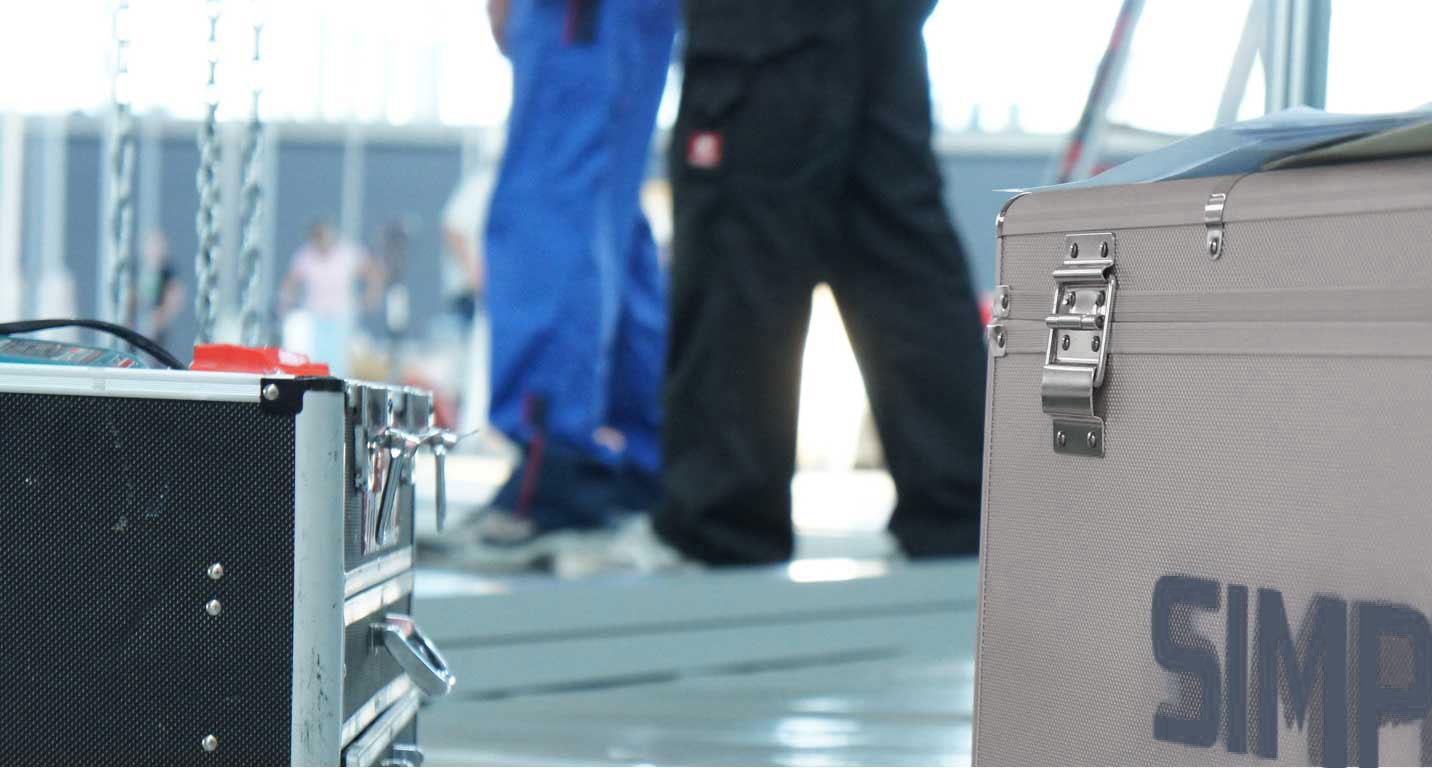 Jobs für Messebau in Stuttgart