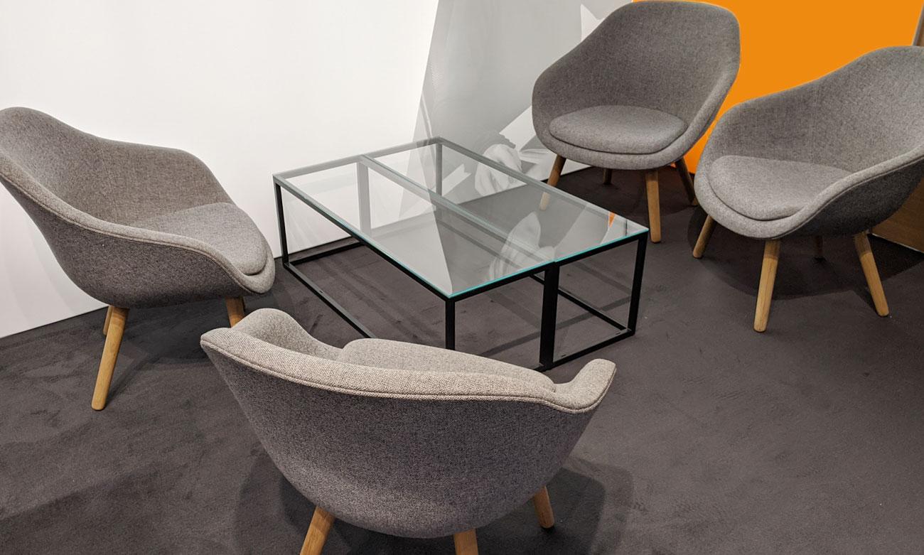 Objektdesign Lounge