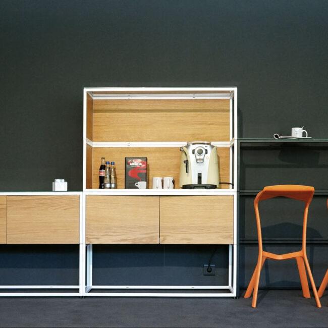 Kaffeebar Büro